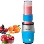 Mini Blender Concept SM-3384 500W 23000 rpm Smoothie Recipient 570 ml Albastru sm3384