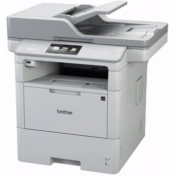 Multifunctionala Laser Monocrom Brother MFC-L6900DW Duplex Wireless Fax A4 mfcl6900dwrf1