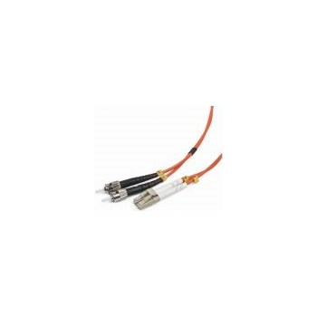 Cablu retea Gembird Duplex MultiMode Fibre Optic Patch Cable OM2 LC-ST 5m orange