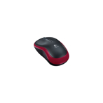Mouse wireless Logitech M185 - Red
