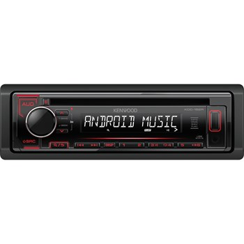 Player Auto Kenwood KDC-152R 4x50W CD USB Aux-In KDC-152R