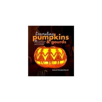 Decorating Pumpkins & Gourds, editura Cico Books