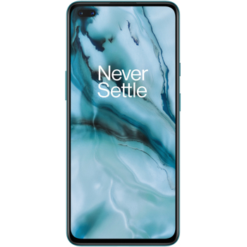 Smartphone OnePlus Nord, 5G Edition, Octa Core, 256GB, 12GB RAM, Dual SIM, 5G, 6-Camere, Blue Marble