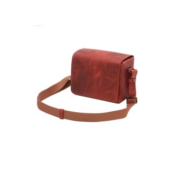 Matin M-9846 Vintage Bag Matte-Mini Red - geanta foto - video