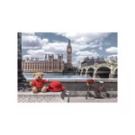 Puzzle Castorland - Little Journey to London, 500 piese (53315)