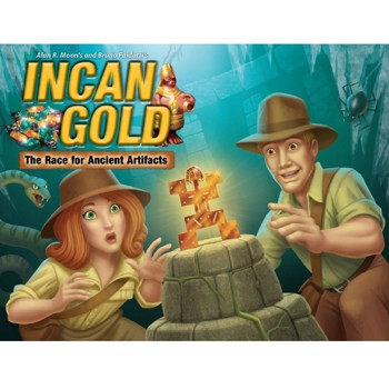 Incan Gold 3rd Edition