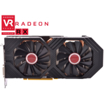 Placa video XFX Radeon RX 580 GTS XXX Edition 8GB GDDR5 256bit rx-580p8dfd6