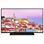 Televizor Toshiba LED Smart TV 55U3963DG 139cm Ultra HD 4K Black