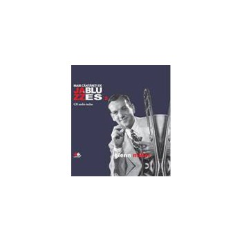 Mari cântăreți de jazz și blues. Glenn Miller. Carte + CD audio