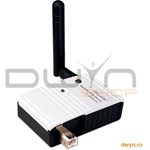 Print Server Wireless 1x USB2.0 Port, antena detasabila