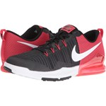 Nike Zoom Train Action Culoarea Black/White/Blue Glow/White