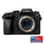 Aparat foto Mirrorless Panasonic Lumix DMC-G7 16.1 Mpx Black Body