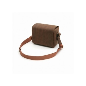 Matin M-9848 Vintage Bag Matte-Mini Brown - geanta foto - video