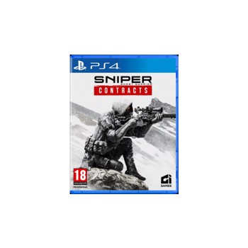 Sniper Ghost Warrior Contracts - PS4