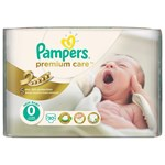 Scutece Pampers 0 New Baby Premium Care