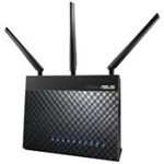 ASUS Router Wireless AC1900 D ual-band, 1300/600Mbps, 4 porturi Gigabi