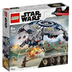 LEGO 75233 Star Wars Droid Gunship Battlefront Games Set Collection with Chief Tarfful and Yoda Minifigures, plus 2 Kashyyyk Battle Droids
