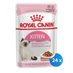 Pachet Royal Canin Kitten Instinctive In Gravy, 24 x 85 g