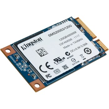 SSD Kingston mS200 120GB SATA3 mSATA sms200s3/120g