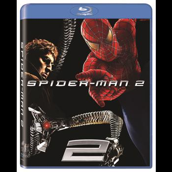Omul-Paianjen 2 (Blu Ray Disc) / Spider-Man 2