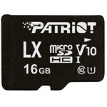 Card memorie Patriot LX Series 16GB UHS-1 C10 V10 psf16glx1mch