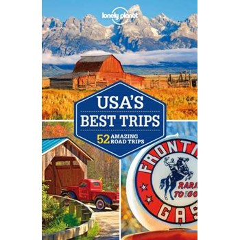 USA's Best Trips (Lonely Planet Best Trips)