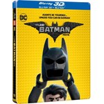 Lego Batman - Filmul (Blu Ray Disc) 3D Steelbook / Lego Batman Movie
