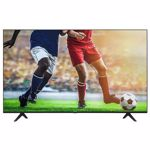 "Televizor LED Hisense 165 cm (65"") 65A7100F, Ultra HD 4K, Smart TV, WiFi, CI+"