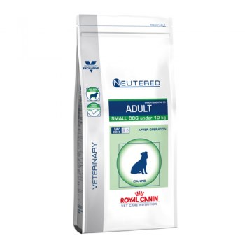 Royal Canin VCN Adult Small Neutered Dog 3.5 kg