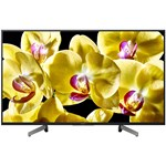 Televizor Smart LED, Sony BRAVIA KD-43XG8096B, 108 cm, Ultra HD 4K, Android