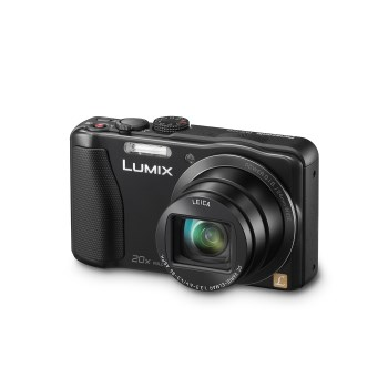 Aparat foto digital Panasonic Lumix DMC-TZ35EP-S 16MP, super zoom 20x, Black