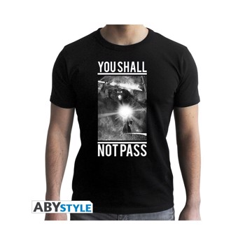 Tricou Lord Of The Rings Not Pass XL