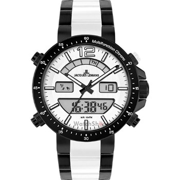 Ceas Jacques Lemans SPORTS 1-1714F Milano Multi-function