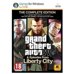 Grand Theft Auto Iv The Complete Edition Pc