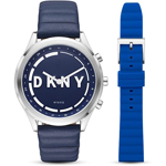 Ceas Dama, DKNY SMARTWATCH MINUTE Special Pack + Extra Strap NYT6104