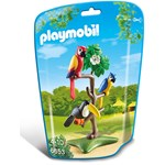 Playmobil City Life - Zoo, Pasari tropicale