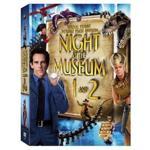 Pachet O noapte la muzeu 1 si 2 / Night at The Museum 1 and 2