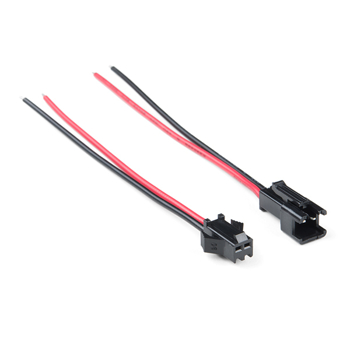 Conector 2 pini JST-SM LED