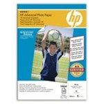 Advanced Glossy Photo Paper HP 25 sheets 210 x 297 mm q5456a
