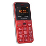 "TELEFON MYPHONE HALO EASY 2G 1.8"" RED"
