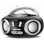Radio Portabil ORION MP3 Player CD Bluetooth USB Negru obb-17cd13