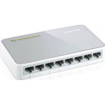 Switch TP-LINK TL-SF1008D, 8 x 10/100Mbps