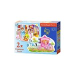 Puzzle 2 in 1 - The Princess Ball