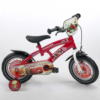 Bicicleta Disney Cars 12