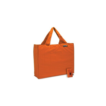 Geanta pliabila mini Travel Blue, Orange