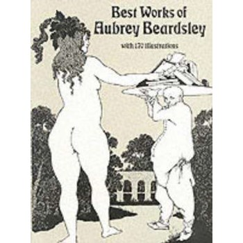 Best Works of Aubrey Beardsley: 24 Cards (Dover Pictorial Archives)