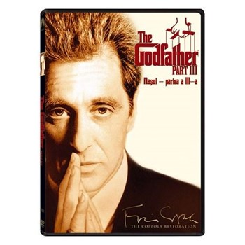 The Godfather: Part III [DVD] [1990]