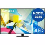 "LED TV SAMSUNG 85"" QE85Q80TATXXH ULTRA HD 4K SMART BLACK"