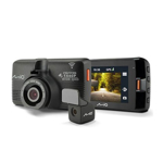 Camera auto duala Quad HD cu WiFi si GPS Mio MiVue 752 MIVUE752D, Quad HD, 30FPS