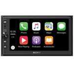 Multimedia Player auto Sony XAVAX100C, extra bass, bluetooth, amplificator, 4 x 55W, Black